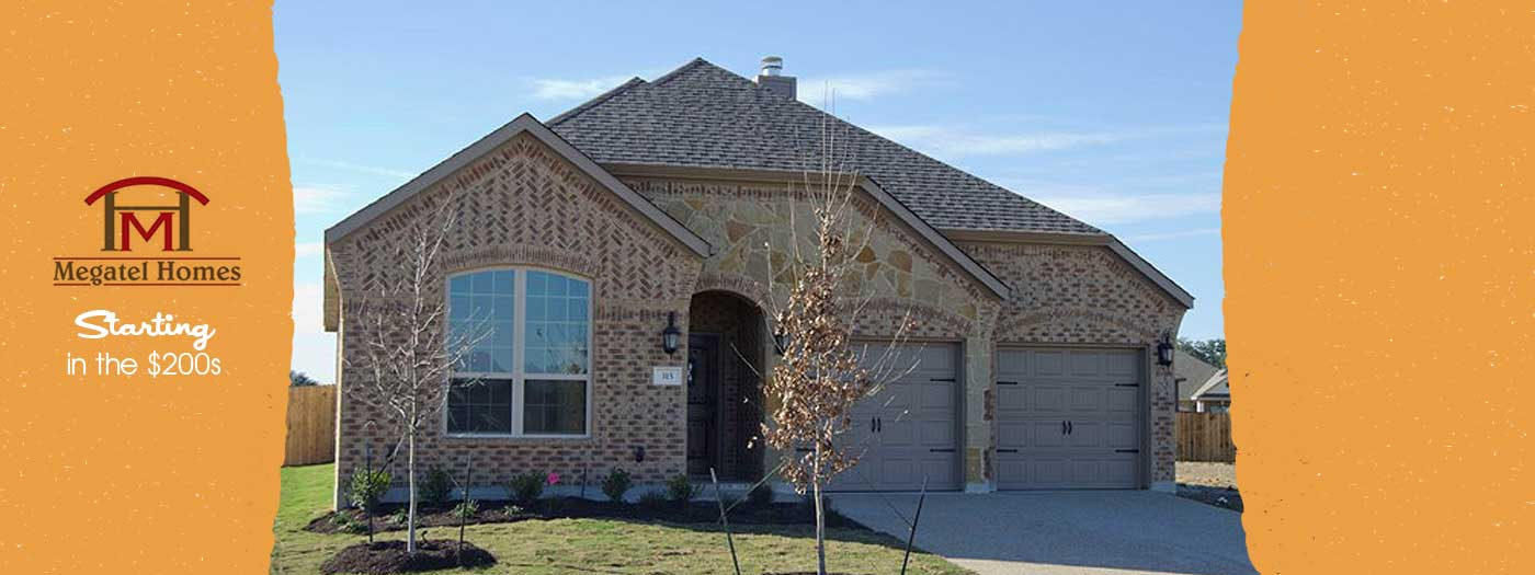 New Homes | Up-Scale Designs | WoodCreek | Rockwall, Texas