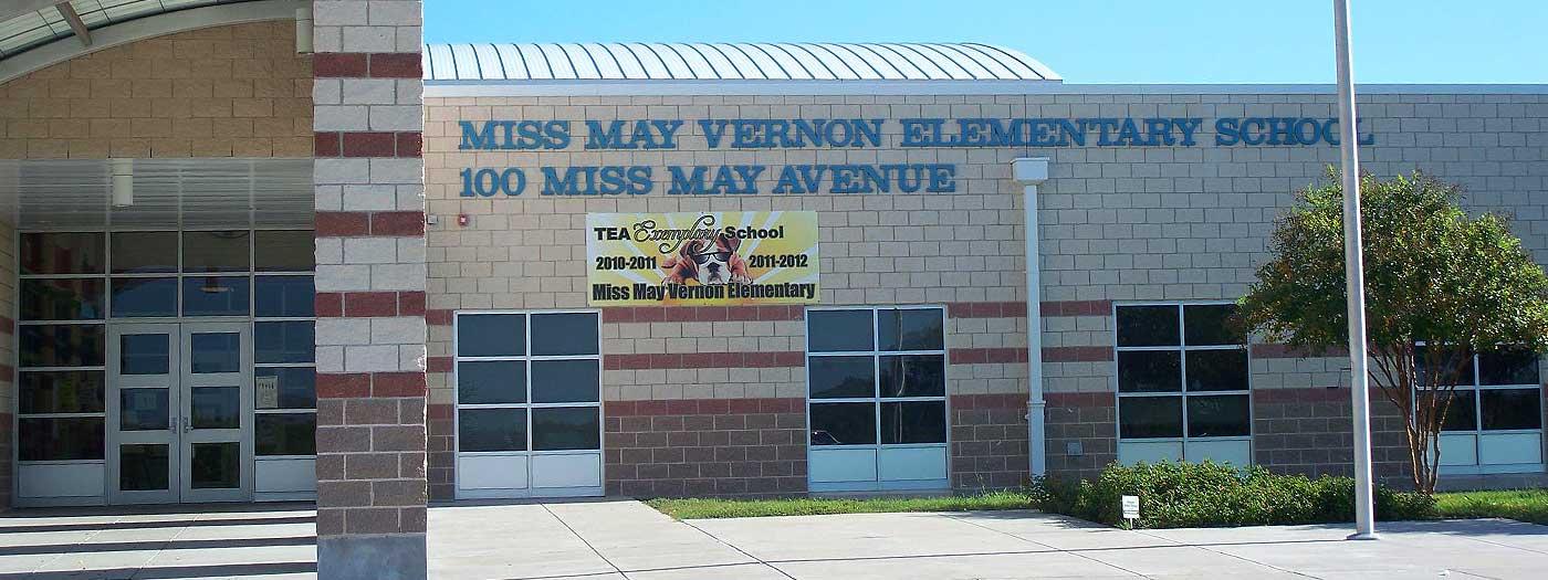 May Vernon Elementary School