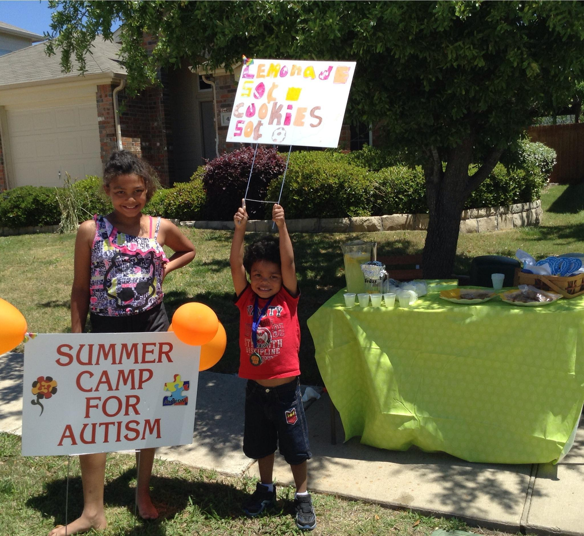 Summer Camp For Autism