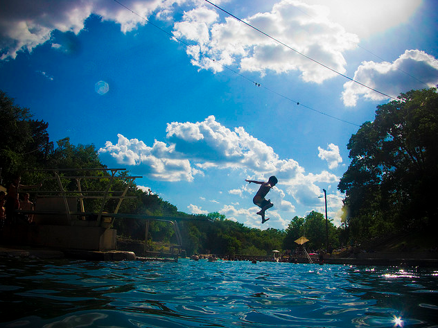 The Top 4 Water Holes from Dallas to Austin