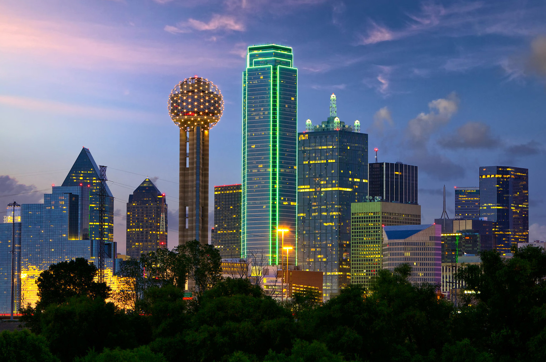 Using U.S. Census data, Lawnstarter compiled a list of the top 15 cities that are sending the most residents to the Dallas - Fort Worth area.