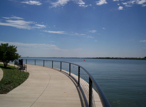 Spring Is Just Around The Corner…Lake Ray Hubbard Here We Come!