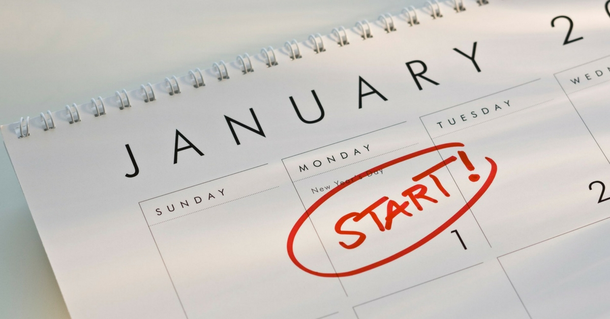 Tips for achieving your new years resolutions at Woodcreek